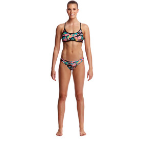 Funkita Hipster Brief Mujer, crazy painter